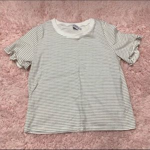 🔴 Princess Polly Striped T Shirt